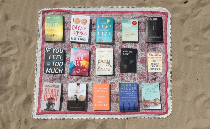 Beach Reading: A NovelIdea